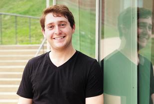Student Michael Giovinco